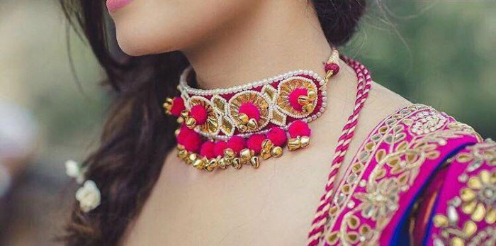 Gota Jewellery For the Win!- Plan Your Wedding